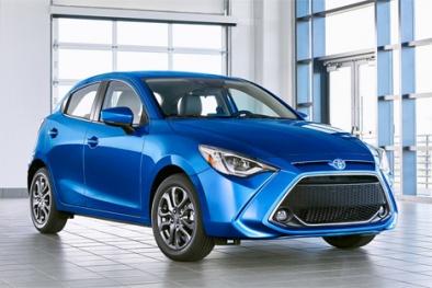 Toyota Yaris hatchback 2020 đẹp long lanh vừa ra mắt sở hữu những tính năng gì?