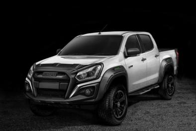 Mẫu bán tải này chuẩn bị nâng cấp với những trang bị tối tân, quyết đấu Ford Ranger Raptor