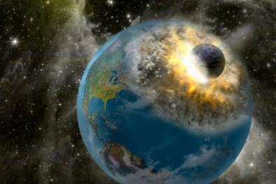 NASA cảnh báo- Thiên thạch có thể đâm Trái đất bất cứ lúc nào nếu lơ là