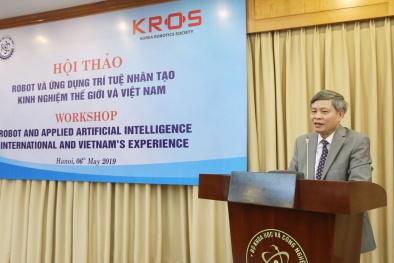 Phát triển robot và ứng dụng trí tuệ nhân tạo: Hàn Quốc đã làm thế nào?