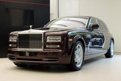 Có gì đặc biệt ở Rolls-Royce Phantom Oriental Sun độc nhất thế giới của 'đại gia điếu cày'?