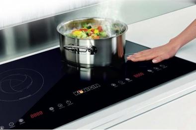 Phân biệt bếp điện từ, bếp hồng ngoại và rủi ro người tiêu dùng nên biết