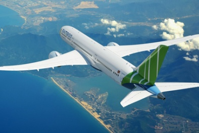 Bamboo Airways tăng cường ưu đãi cho runner VnExpress Marathon