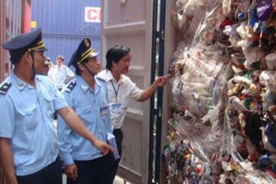 Dừng thi hành một số nội dung của QCVN về môi trường đối với phế liệu nhập khẩu