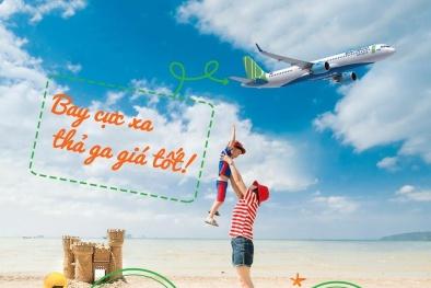 'Giải mã' sự hấp dẫn của chương trình đồng giá 'Bay cực xa, thả ga giá tốt' của Bamboo Airways
