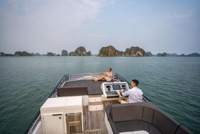 Khám phá 'tuyệt đỉnh' non nước Hạ Long bằng du thuyền triệu đô FLC Albatross
