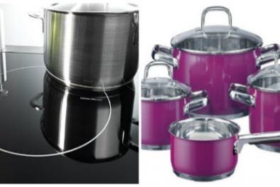 Nguyên nhân khiến bếp điện từ không nhận nồi, cách khắc phục đơn giản