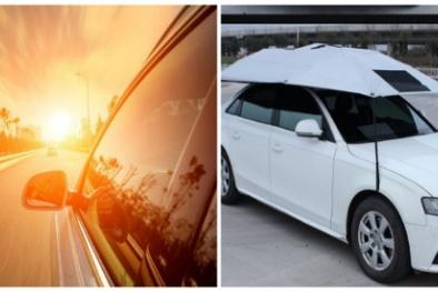 Thời tiết nắng nóng: Cách giảm nhiệt hiệu quả tránh sốc nhiệt khi vào xe ô tô