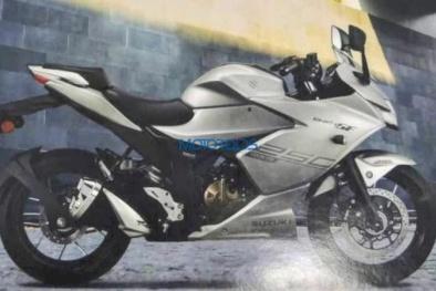 'Soi' công nghệ và ứng dụng trên Suzuki Gixxer SF 250 giá hơn 57 triệu đồng
