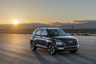 Hyundai Venue đẹp 'long lanh' vừa ra mắt giá 218 triệu được trang bị những gì?