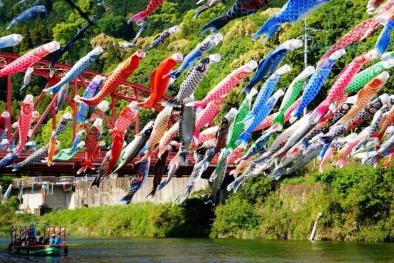 Không thể tin được Ibaraki – Nhật Bản lại có các lễ hội tuyệt vời như thế vào mùa hè này