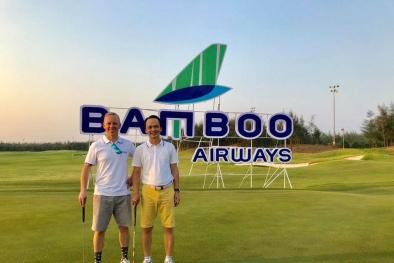 Đại sứ Anh lần đầu chơi golf tại Việt Nam