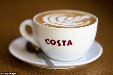 Costa Coffee phải thu hồi món salad mới vì chứa cá, sữa và mù tạt