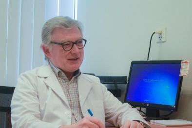 Phỏng vấn Chuyên gia hàng đầu về điều trị hội chứng ngừng thở khi ngủ của Pháp