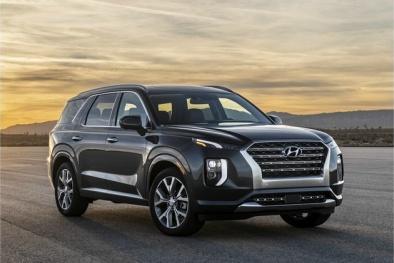 Hyundai Palisade chuẩn bị ra mắt tại Việt Nam, quyết chiến Ford Explorer
