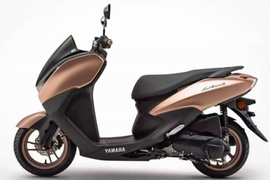 'Soi' công nghệ và ứng dụng trên chiếc xe tay ga của Yamaha vừa ra mắt giá hơn 37 triệu