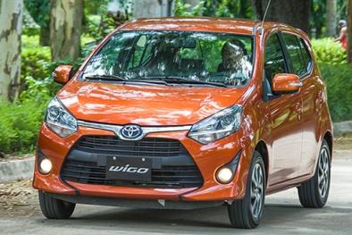 Toyota Wigo giảm giá sâu 40 triệu: Xe đẹp nay chỉ còn 305 triệu đồng/chiếc