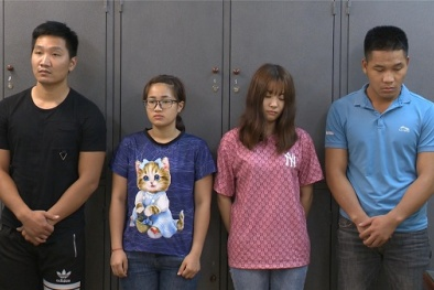 Lộ danh tính 4 hacker nam nữ 9X Việt người Quảng Ninh và Vĩnh Phúc vừa bị bắt giữ