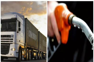 Xe tải chở hàng đường dài tài xế cần phải có cách tiết kiệm xăng hợp lý