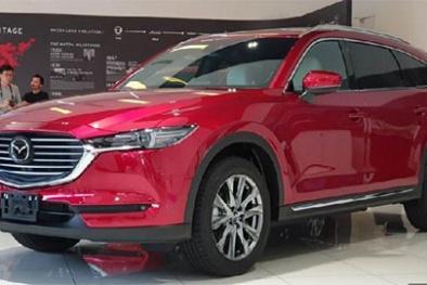 'Điểm mặt' công nghệ và ứng dụng trên Mazda CX-8