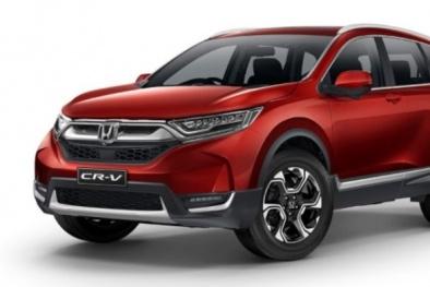 Hệ thống phanh trên Honda CR-V gặp lỗi nguy hiểm: Cục Đăng kiểm có câu trả lời?