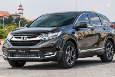 Vụ hệ thống phanh chưa hết 'hot', lại thêm 137.000 chiếc Honda CR-V bị triệu hồi trên toàn cầu