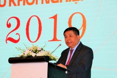 Bộ trưởng Bộ KH&ĐT đưa 3 cam kết dành cho nhà đầu tư vào khởi nghiệp sáng tạo