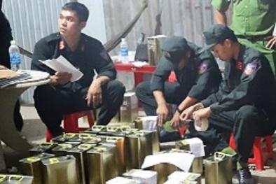 Hé lộ danh tính các đại gia ở TP.HCM tham gia đường dây buôn bán xăng giả của Trịnh Sướng