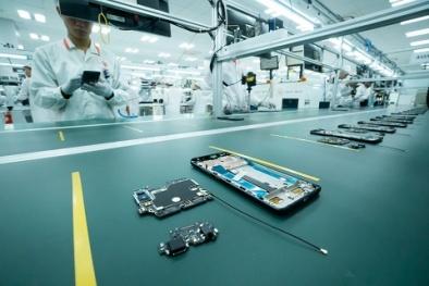 Vingroup động thổ nhà máy sản xuất smartphone công suất 125 triệu máy/năm