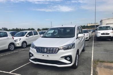 'Soi' công nghệ và ứng dụng trên Suzuki Ertiga 2019 với các đối thủ cùng phân khúc