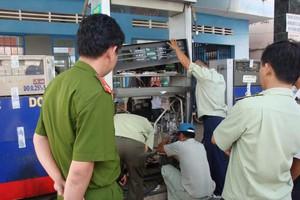 Tăng cường kiểm tra hoạt động kinh doanh xăng dầu trên địa bàn Long An