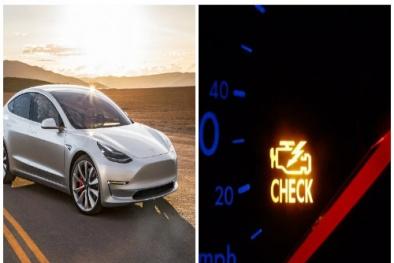 Phớt lờ đèn check engine trên ô tô bật sáng tai nạn nguy hiểm dễ xảy ra