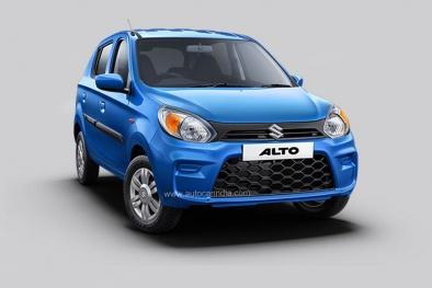 Suzuki trình làng chiếc ô tô mới giá 'phát sốt' chỉ 138 triệu đồng