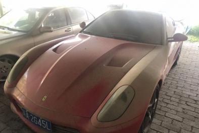 Lý do gì khiến chiếc xe sang Ferrari gần 3 tỷ được rao bán chỉ với giá 6 triệu đồng?