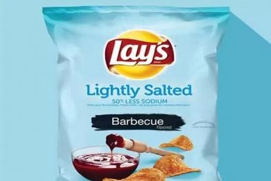 Frito-Lay thu hồi các túi khoai tây chiên có hương vị thịt nướng nhẹ