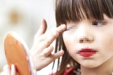 Cảnh báo cha mẹ về hội chứng dậy thì sớm ở trẻ