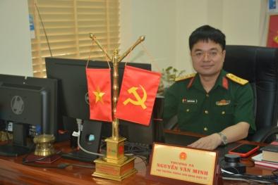 Nguyễn Văn Minh- Nhà báo áo lính trên 'mặt trận không khói súng'