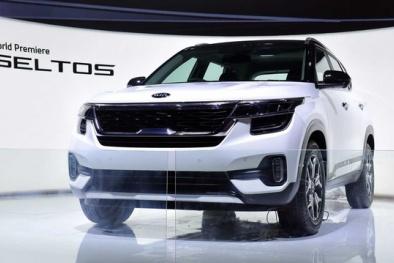 Mẫu xe SUV cỡ nhỏ nhiều đồ chơi chính thức lộ diện, cạnh tranh cùng Honda HR-V