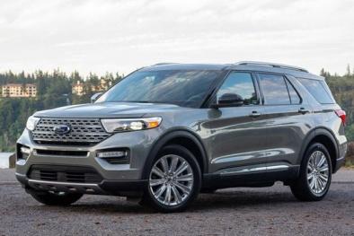 Những hạn chế của Ford Explorer 2020 khách hàng cần lưu ý