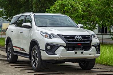 Giá bán hơn 1,3 tỷ đồng, Toyota Fortuner 2019 được trang bị những tính năng gì?