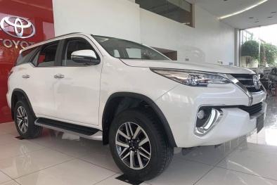 Toyota Fortuner 2.8V 2019 giá 1,354 tỷ đồng, lắp ráp tại Việt Nam có gì đáng chú ý?