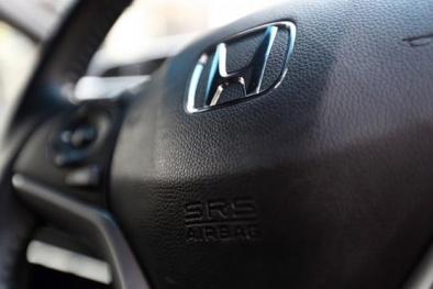 Lỗi túi khí: Honda tiếp tục triệu hồi 1,6 triệu ô tô tại thị trường Mỹ