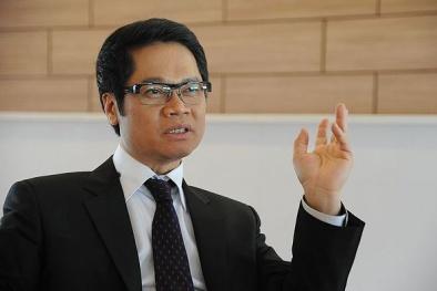 Chủ tịch VCCI: 'Chơi với người khổng lồ sẽ giúp doanh nghiệp Việt nâng tầm'
