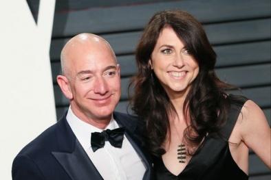 Vợ ông chủ Amazon sắp chính thức nhận khoản tiền hơn 887 nghìn tỷ hậu ly hôn