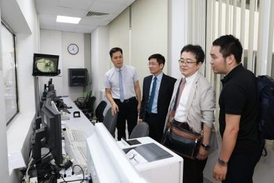 Nhật Bản chuyển giao công nghệ điều trị ung thư gan 'Siêu chọn lọc System – I' cho Vinmec