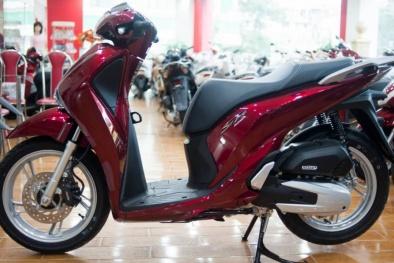 Honda SH đang giảm giá mạnh: Người tiêu dùng có nên mua?