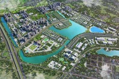 Thị trường Hà Nội: Giá nhà đất khu vực ngoại thành tăng mạnh 64%