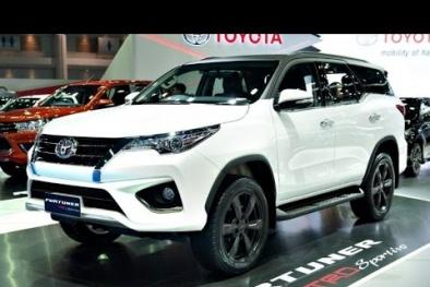 Đây là chiếc ô tô SUV 7 chỗ bán chạy, nhiều người mua nhất tại VN tháng qua