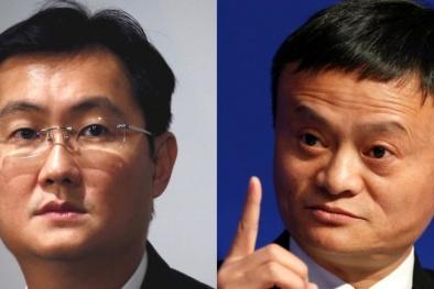 Gặp gỡ người luôn so kè, đe dọa vị trí giàu nhất Trung Quốc của Jack Ma
