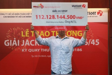 155 người Việt trở thành tỷ phú, lĩnh hơn 4 nghìn tỷ đồng từ xổ số Vietlott